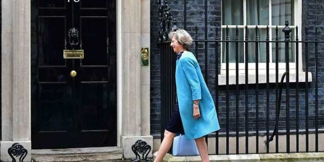 Theresa May, une anti-science à la tête du Royaume