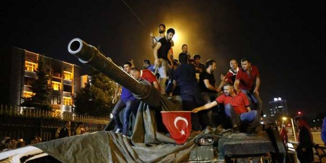 Coup d'Etat en Turquie : Prévisible pour tout le monde sauf pour sa propre agence de renseignement
