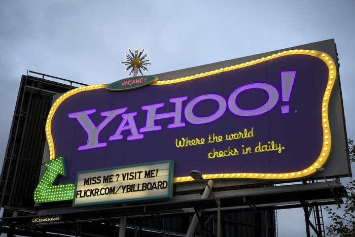 Verizon pourrait racheter Yahoo pour un montant de 5 milliards de dollars