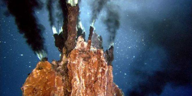 Notre dernier ancêtre commun a inhalé de l'hydrogène des volcans sous-marins