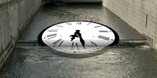 Un débat sur la physique du temps