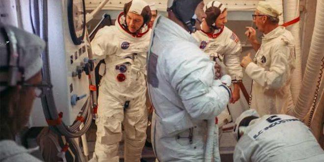 Risques élevés de maladies cardiaques pour les astronautes d'Apollo