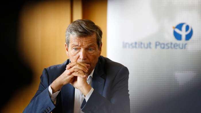 L'Institut Pasteur traverse une crise interne qui concerne l'âge de son président, Christian Bréchot, qui brigue un second mandat.