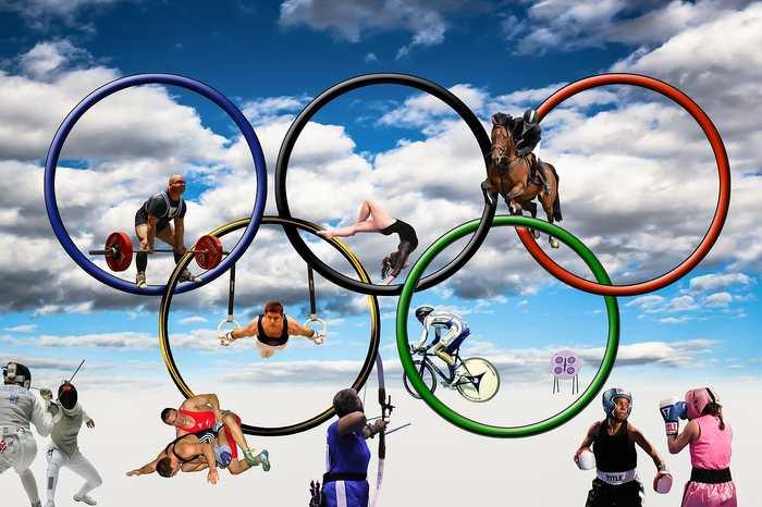 La protection de la marque déposée des Jeux Olympiques provoquent des situations abracadabrantes pour les athlètes.