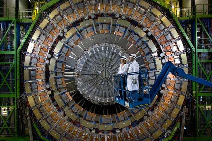 C'est la déception. Les nouvelles données provenant du Grand Collisionneur de Hadron montrent que la possibilité d'une nouvelle particule était simplement une erreur statistique.
