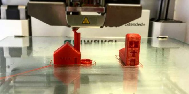 Attaque du droit d'auteur sur l'impression 3D au Royaume-Uni