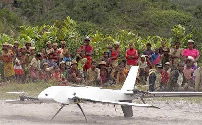 L'université de Stony Brook commence à utiliser des drones à Madagascar pour collecter des échantillons médicaux pour des analyses en laboratoire.