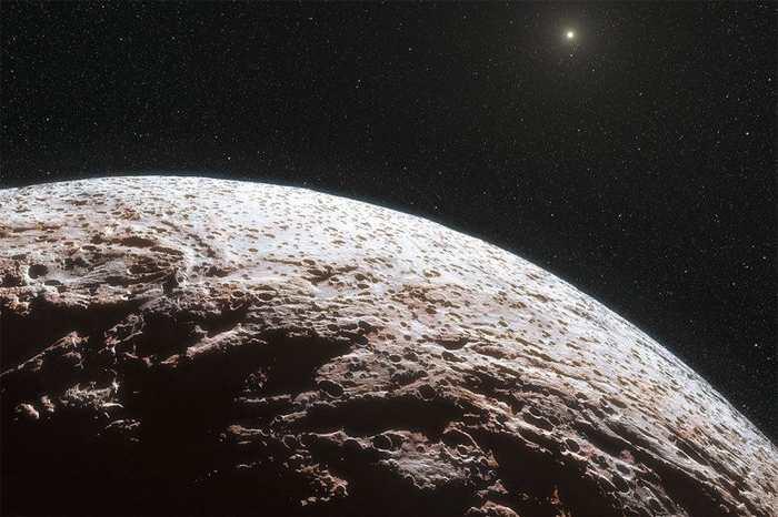 Des chercheurs ont peut-être découvert un objet transneptunien qui possède une orbite très étrange par rapport au système solaire. Un galet de plus pour aller jusqu'à la Planet Nine ?