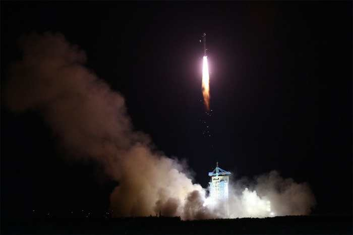 La Chine vient de lancer le Quantum Science Satellite (QUESS) alias Mozi qui est le premier satellite de communication quantique au monde.
