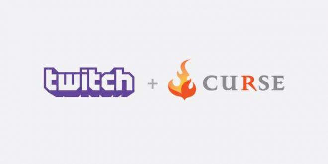 Twitch rachète la plateforme Curse