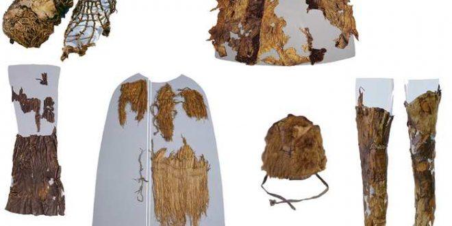 La tenue vestimentaire d'Ötzi, l'homme des glaces