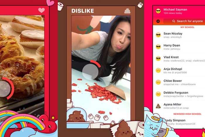 Facebook lance Lifestage, un réseau social pour les jeunes par un jeune.