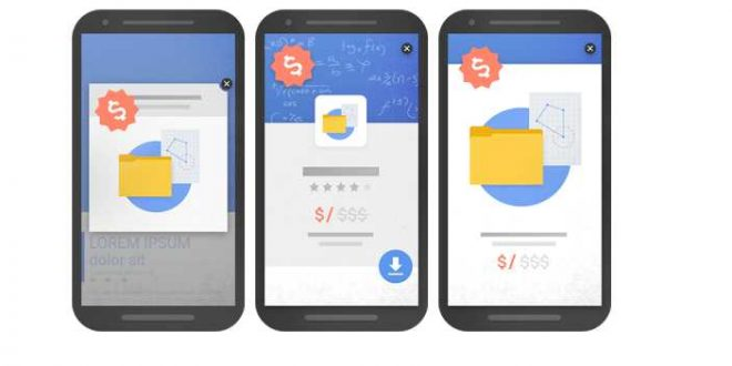 Google : pénalisation des interstitiels et disparition du label Mobile Friendly