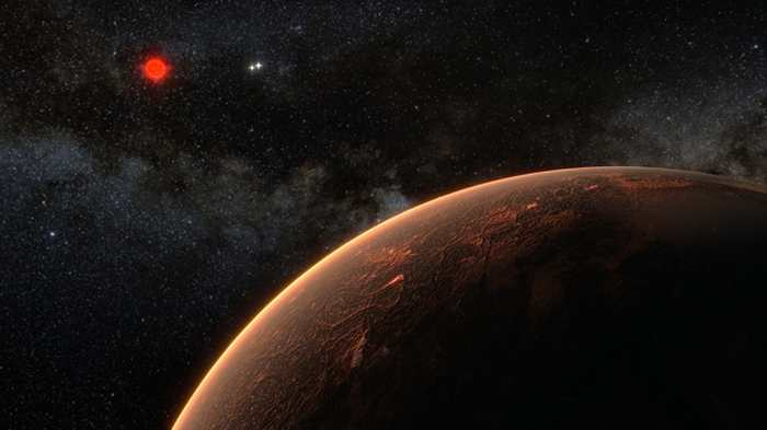 proxima b une plan te similaire la terre orbitant autour de proxima centauri. Black Bedroom Furniture Sets. Home Design Ideas