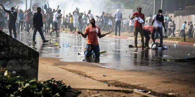 Internet est coupé au Gabon