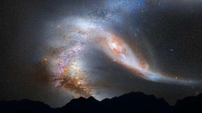 L'univers est-il isotropique ? C'est-à-dire qu'il est le même indépendamment de la direction observée. Ou plutôt, qu'il ne se développe pas dans une direction précise. La réponse est oui grâce à l'analyse la plus détaillée du fond diffus cosmologique.