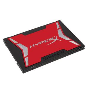 Le disque dur SSD HyperX Savage 960 Go propose des vitesses d'écriture et de lecture spectaculaires tout en proposant un stockage de 960 Go.