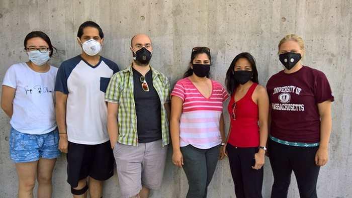 Les gens pensent qu'ils sont protégé de la pollution en portant des masques, mais des recherches montrent que certains types de masques sont quasiment inefficaces.