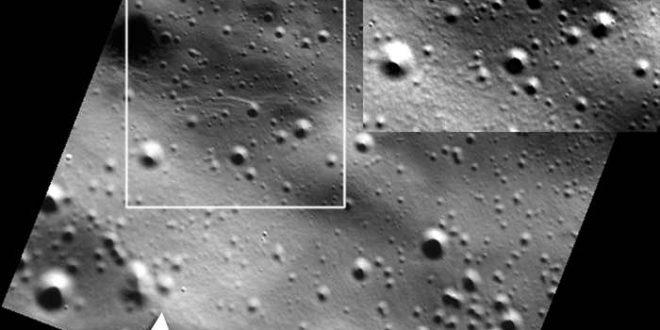 Mercure possède encore une activité tectonique