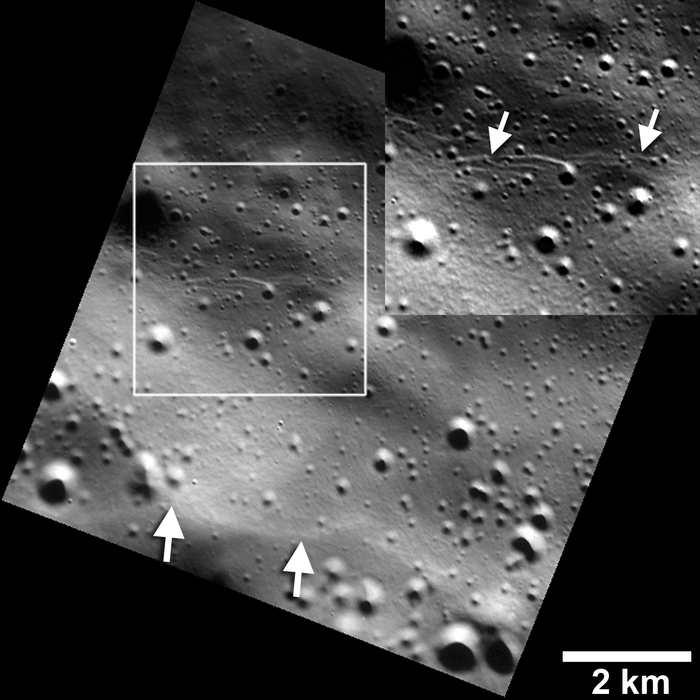 On pensait qu'elle était totalement inactive, mais des observations révèlent que la planète Mercure possède encore une activité tectonique aujourd'hui.