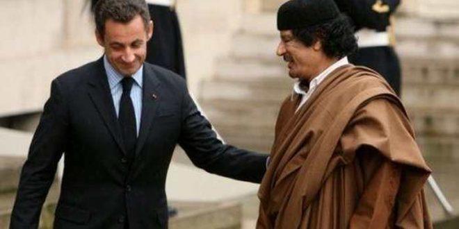 Un carnet de Choukri Ghanem très embarassant pour Nicolas Sarkozy