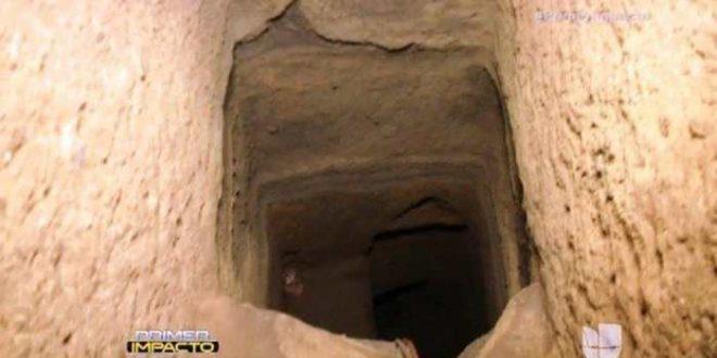 Dieu lui dit de creuser un trou et il le creuse depuis 18 ans