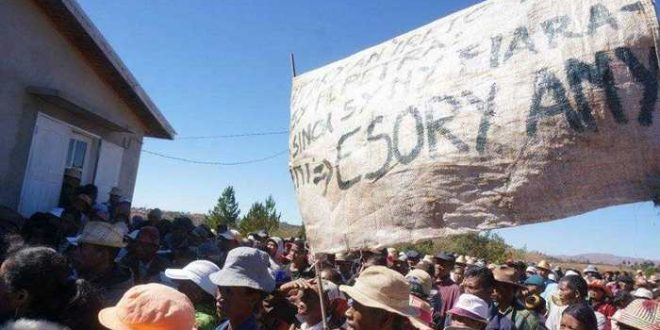 Madagascar : Qui a tort pour l'or de Soamahamanina ?