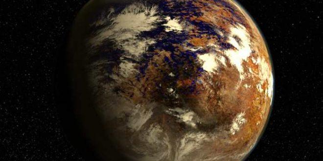Proxima b, une exoplanète recouverte d'un océan ?