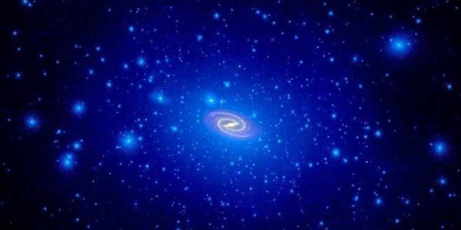La matière noire plombée par une nouvelle loi dans la rotation des galaxies