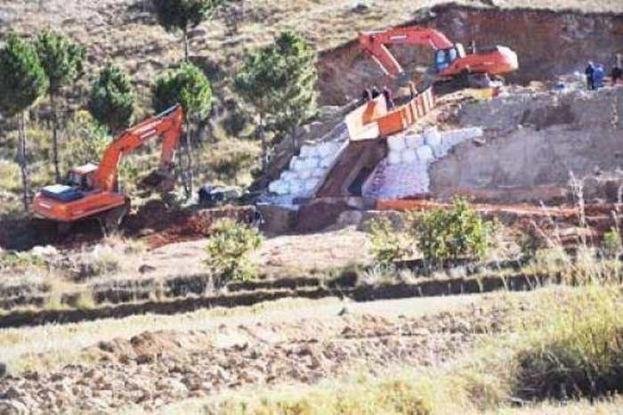 La société Jiuxing Mines cesse ses activités à Soamahamanina. Les manifestations de la population et son hostilité grandissante ont eu raison du projet minier, mais pour combien de temps ?
