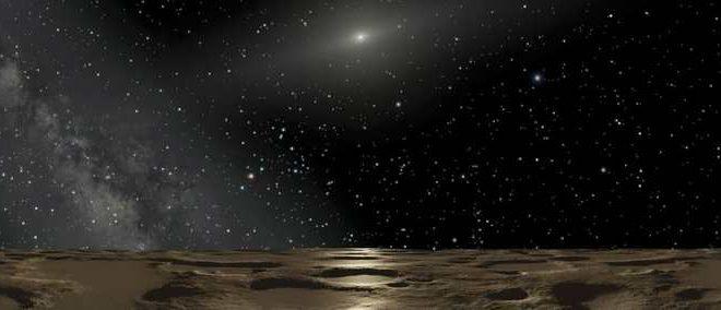 2014 UZ224, une nouvelle planète naine à côté de Pluton