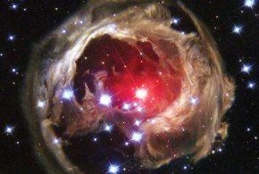 Des hypothèses suggèrent qu'un système binaire d'étoile connu comme KIC 9832227 pourrait devenir une Nova rouge en 2022. Mais il y a aussi la possibilité que les 2 étoiles fusionnent pour former un seul corps céleste.