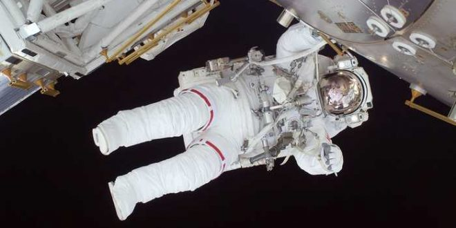 Les voyages spatiaux réduisent les muscles spinaux des astronautes