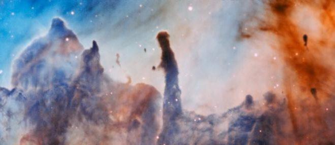 Astronomie : Les piliers de la Destruction
