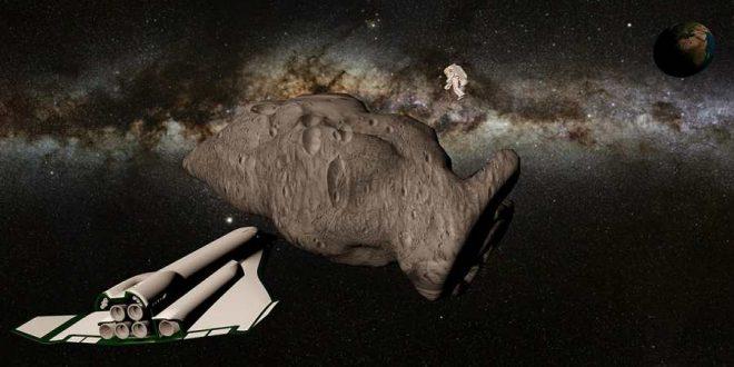 Les mythes et réalités du minage d'astéroïdes
