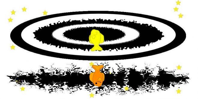 L'analogie entre un trou noir sonique et un vrai trou noir