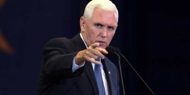 "Mike Pence, créationniste et partisan du ""Dessein intelligent"""