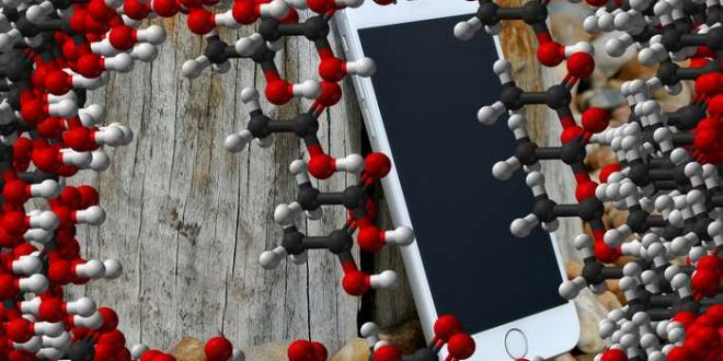 Les molécules sur votre téléphone révèlent beaucoup de choses sur vous
