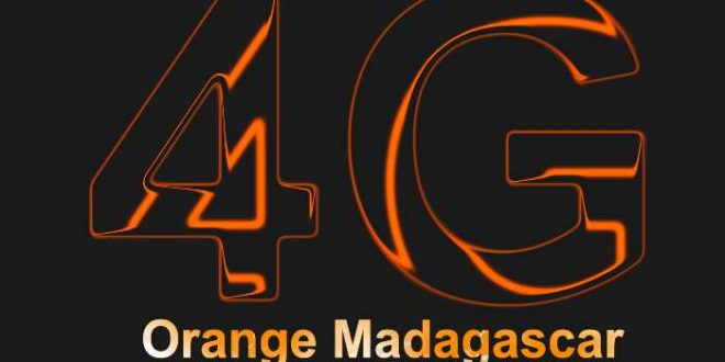Orange Madagascar teste sa 4G