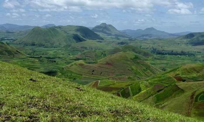 Ces volcans sur Madagascar intriguent les géologues.