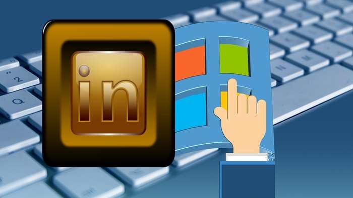 Qu'est-ce qui se passe si vous combinez les notifications les plus intrusives d'un réseau social et le système d'exploitation le plus intrusif ? Et bien, vous avez les notifications de Linkedin dans Windows 10. C'est boooo !