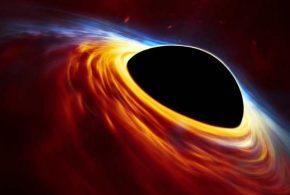Un point très brillant dans le ciel, connu comme l'ASASSN-15lh, était considéré comme une Supernova, mais de nouvelles observations suggèrent que c'est plutôt une étoile avalée par un trou noir de Kerr.
