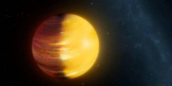 Des possibles nuages de saphir et de rubis sur une exoplanète
