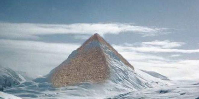 Hoax -> La pyramide en Antarctique et Buzz Aldrin