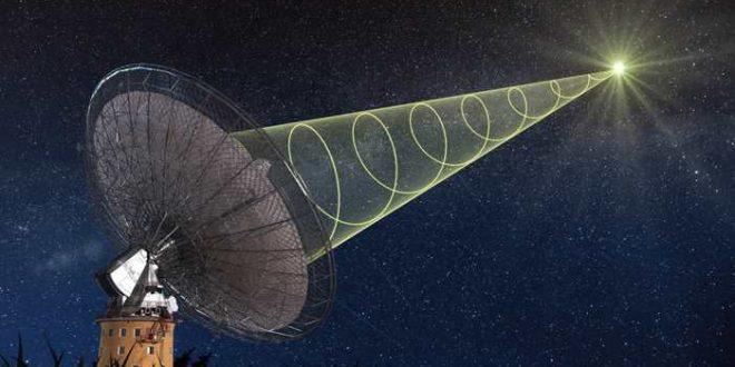 Sursaut radio rapide : Une source dans une galaxie naine