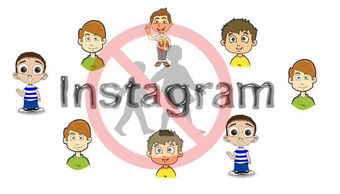 Un rapport provenant de la commission pour les enfants explique les conditions d'utilisation d'Instagram à tout le monde. Et on peut dire qu'il y a de belles saloperies sur la vie privée.