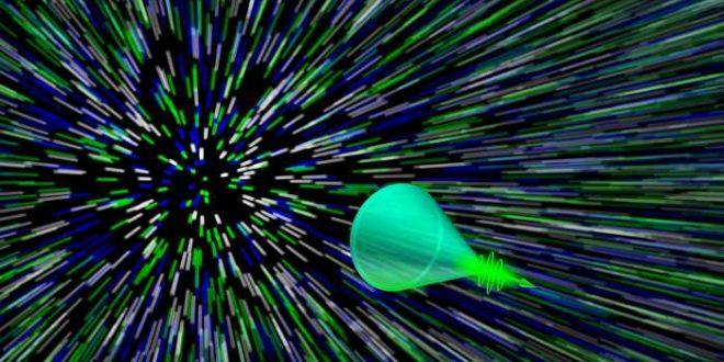 Une caméra capture le Cône de Mach en temps réel