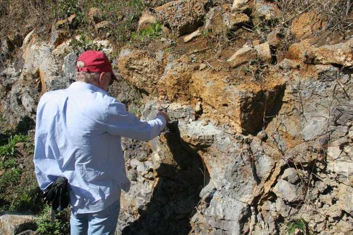 """Les chercheurs ont confirmé l'existence d'un """"continent perdu"""" sous l'île Maurice dans l'Océan Indien. Ce sont les restes d'une fracture du supercontinent connu comme le Gondwana."""