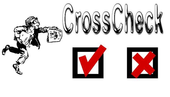 La plateforme First Draft et Google News Labs ont lancé CrossCheck, une initiative pour vérifier les informations à l'approche des élections présidentielles françaises. L'initiative parait intéressante, mais on voit rapidement des problèmes.