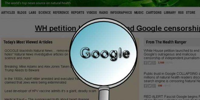 NaturalNews est l'un des plus gros sites complotistes dans le web anglophone. En se basant sur une violation des directives pour les webmestres, Google a décidé de supprimer entièrement le site de son index. Une étape radicale, mais qui est justifiée ?
